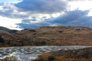 Spotted Lake (II) by Lumimyrskydawn