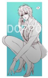 Doppo (female ver.) by Kaning-mama