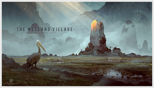 The Wetland Village by icecold555