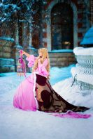 Nunnally. Waiting for... by TaisiaFlyagina