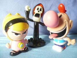 Billy and Mandy by BlindMagus