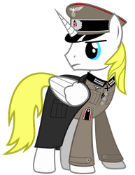 Maremacht Officer Silas by BRONYVAGINEER