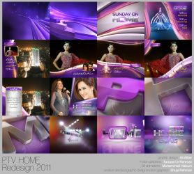 PTV HOME Redesign 2011 by aliather