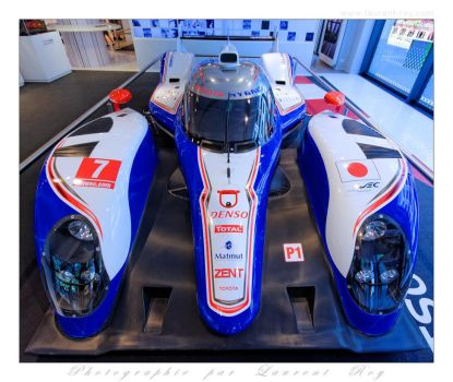 Toyota TS030 - 002 by laurentroy