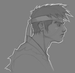 Ryu the World Warrior by Paterack