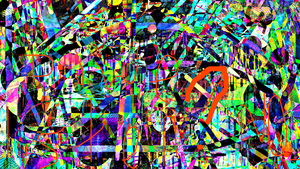 Abstractober VII (10-7-2017) by TheSkull31
