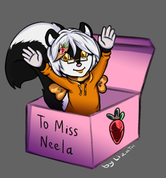 To miss Neela by lizathehedgehog