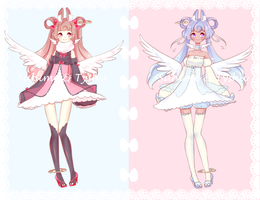 Adopt Auction Collab [CLOSED] by Suhime