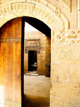 Old Cairo 3 by tamer98