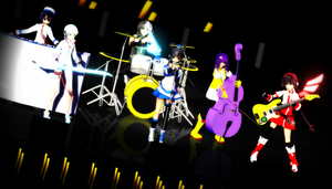 VOCALOID China by Pokeluver223