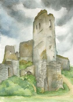 The Dracula Dossier - Cachtice Castle by FrancescaBaerald