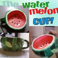 Watermelon Cup by neo123