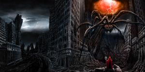 Rising From Hell by alexiuss