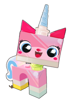 Princess Unikitty! by QueenRebecca