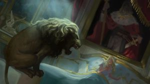 The queens premonition by project-epic