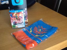 Hyrule Warriors Limited Edition Is Here! by BenBandicoot