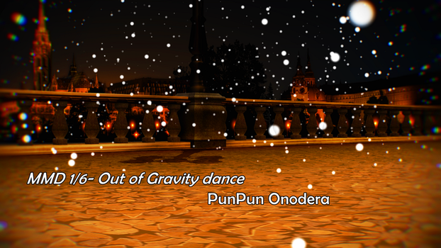 1/6 Out of gravity dance MMD Video! 720P by Keroneko186