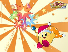 Kirby Beam by Blopa1987