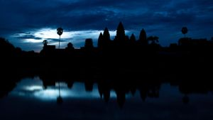 the mythical Angkor Wat by andyietok