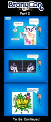 BronyCon: A Journey: Part 2 by moshifan62