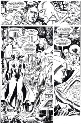 Silver Surfer-Homecoming OGN p.9 by BillReinhold