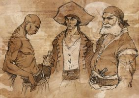 Pirates by Hito76