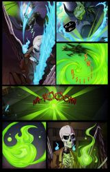 Issue #2 pg. 15 by RotAngel