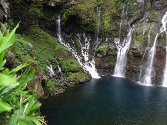 Langevin Waterfall by Chabilie