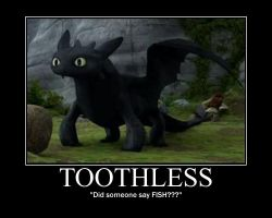 Toothless the Night Fury by 6SeaCat9
