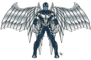 -Astonishing Archangel- by Kaufee