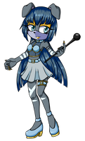 CP Lunoir by KeyaraHedgehog09