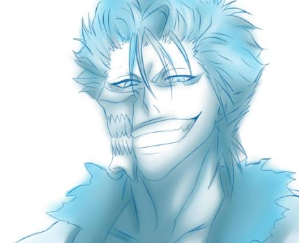 Speed Draw: Grimmjow by SiwelTasenla