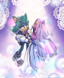 Royal Matrimony by SailorMoonAndSonicX