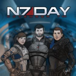 Happy N7 Day! by Maiqueti