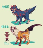 [Open flat price: 1/ 2] Adopt Design #85 and #86 by HJeojeo