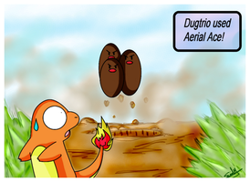 Aerial Ace by goldfish078
