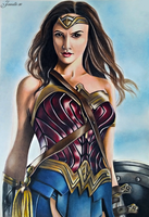 Wonder Woman by Jaenelle-20