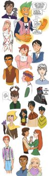 Awesome OCs of Deviantart by skygazer17