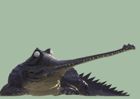gavial by SuperPLLC