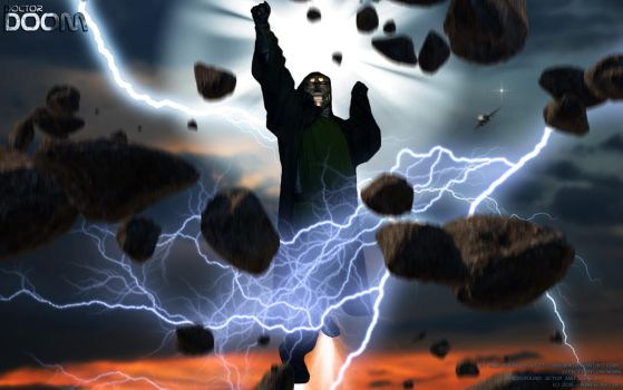 Dr.Doom - I can fly by Joran-Belar