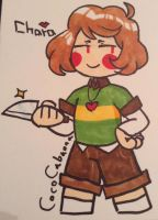 Chara (Undertale) by CocoCabanna