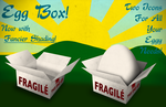 Egg Box by STCroiss