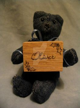 Christmas Bears- Oliver by saren1986