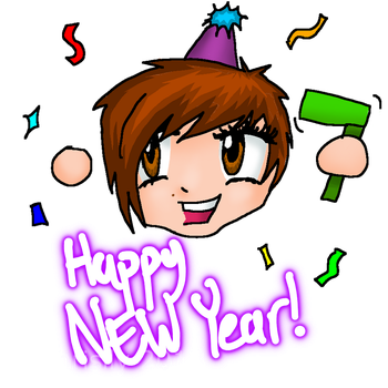Chrisily 14 5 Happy New Year By