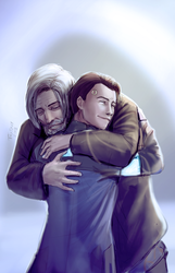 Detroit Become Human: After the Storm by WinterSpectrum