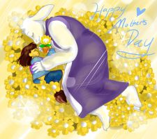 Undertale: A Mother's Love by perfectshadow06