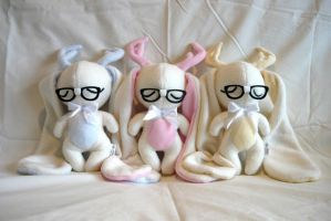 Geek Jackalope Collection -FOR SALE- by PhantomxFan