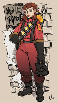 Meet the pyro by Fataldose