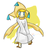 Mythical Masters: Jirachi by Xero-J