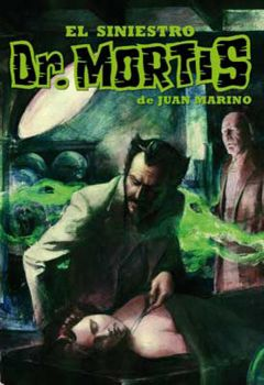 Cover Doctor Mortis by ItaloaHumada